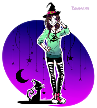 Witchsona by luluteatime