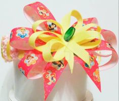 Mixed Disney Princesses Headband by wolf-girl87