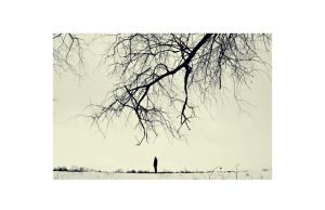 I chase ghosts until the sky is an ember by PsycheAnamnesis