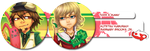Tiger and Bunny set by Loreen