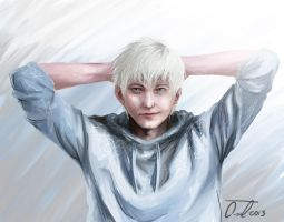 jack frost by alohadeath