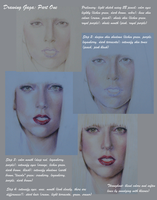 Drawing Gaga: Part One by BuffaloChips