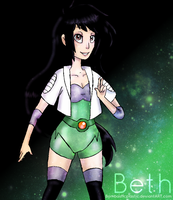 Bravest Warriors: Beth -color practice- by BombasticPlastic