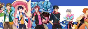 Free! Pokemon