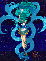 Indira - Neptune Pisces Gate Planet Power Upgrade by JATGProductions