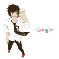 Google Plus by redoluna