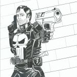 The Punisher by supermonkey2121