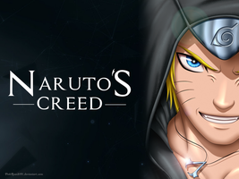 Naruto's Creed 1600x1200 by PinkRose3101