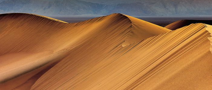 The Eureka Dunes by coulombic
