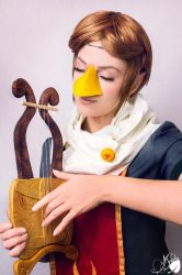 Cosplay Melodie from TLZ The Wind Waker by MahoCosplay