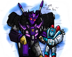 'A lethal gift from Tarn' by SoundBluster