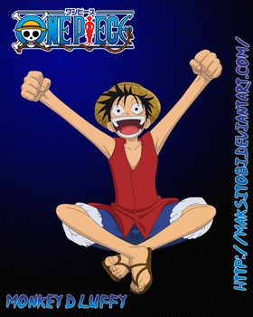 Monkey D Luffy by Epistafy
