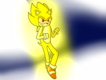 Super Sonic  by marigetta777
