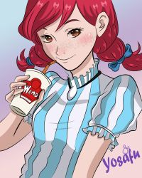 Wendy's by Yosafu