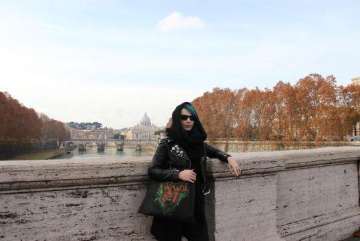 in Rome 2013 by AnoliNicure