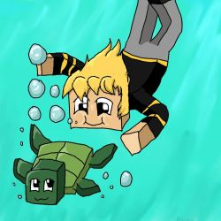 GoldSolace! by bubumagoo