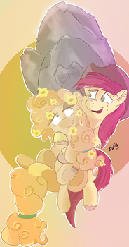 The Greatest Love Story Ever Told.. by Bow2YourWaifu