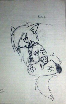 My Story Character Renee Kitsune by Foxeygurl22
