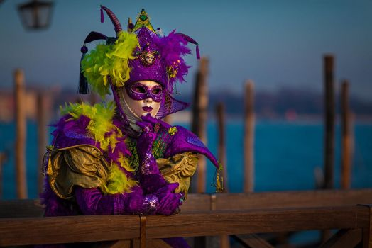Venice Mask Festival 2012_02 by wai-cheong