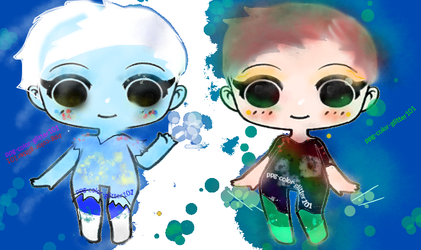 :.Request -Phantasma Spirit in the night .: by ppg-color-glitter101
