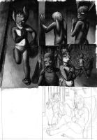 Issue 3: Page 17 preview by Benjamin-the-Fox