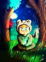baby other world HD++ by rorokata