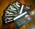 X'PORTS - VIP cards! by Lilu-Leloo