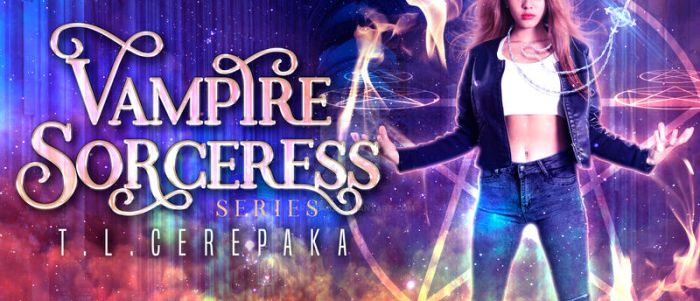 Series Banner (Vampire Sorceress) by arebg452