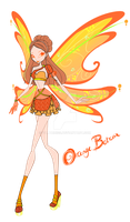 Orange Believix (Full Set) Auction [CLOSED by Voltairiss