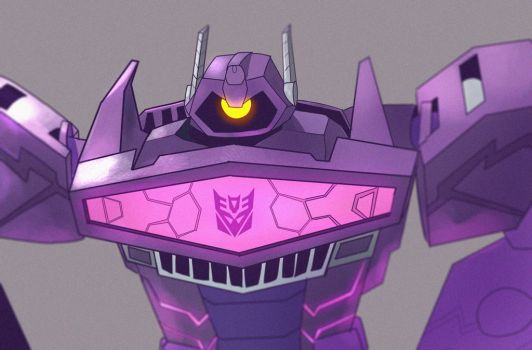 Cyberverse Shockwave by Montano-Fausto