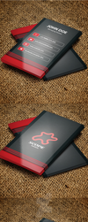 Business Card Design by 87scope