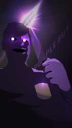 Purple Guy by MarxallyHD