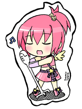 GC Chibis - Amy by Nisai