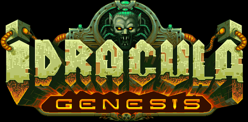 Idracula: Genesis Title by andylittle