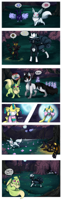 PKMNation: Wish Granted, Kinda by CatLuvsCookies