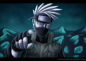 Kakashi - One Jutsu by Law67