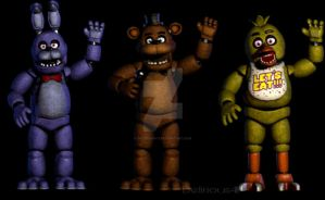 The Gang  by Delirious411