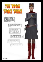 Royal Space Force by daleksupreme