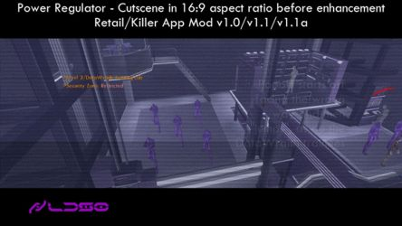Power Regulator - Cutscene 16:9 enhancement by redrain85