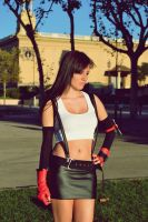 Tifa Lockheart by RinoaHeartilly17