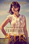 Book cover - February Air by Alexia Purdy by CathleenTarawhiti