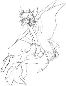 small sketch for Altair by khimoc