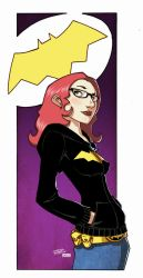 Batgirl by KidNotorious 2 by VPizarro626