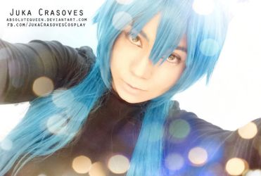 Aoba Seragaki #1 by absolutequeen