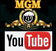 MGM YouTube by TrainboysArtwork