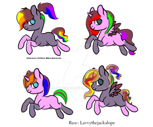 Breedable adopts 1/4 OPEN by Darumemay