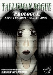 Prologue front cover by Tallisman-Rogue