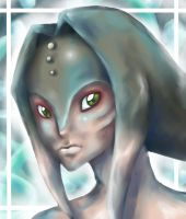 TP Zora Painting by Ardhes
