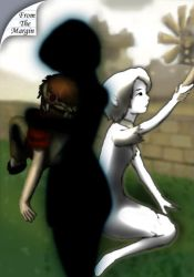 Ico and Yorda by fromthemargin