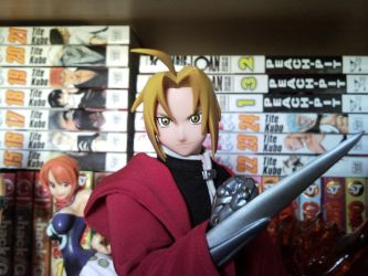 Edward Elric RAH pic 1 by l3xxybaby